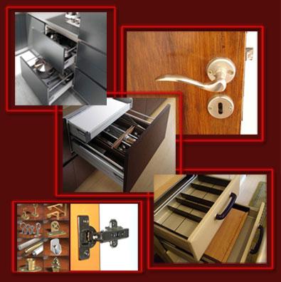 Muebles lito accesorios para muebles reparaciones del mueble cambiando las bisagras manijas - Bisagras para muebles de cocina ...